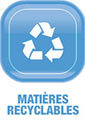 Matières recyclables